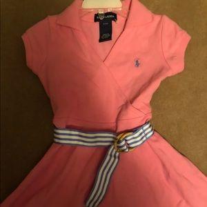 Brand new Ralph Lauren dress for girls